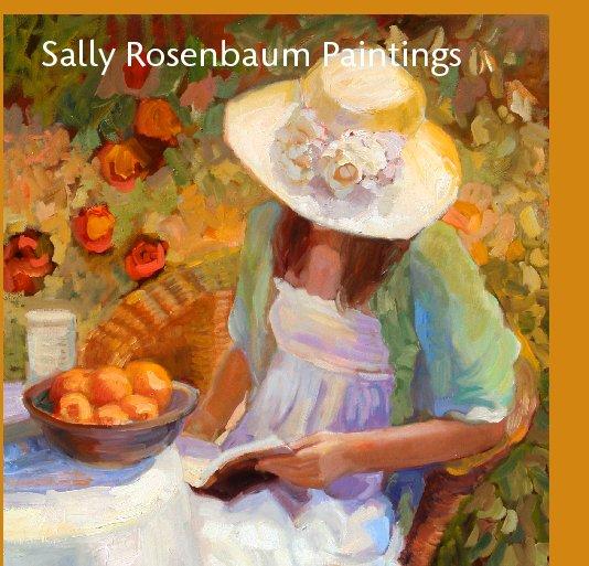View Sally Rosenbaum Paintings by Sally Rosenbaum