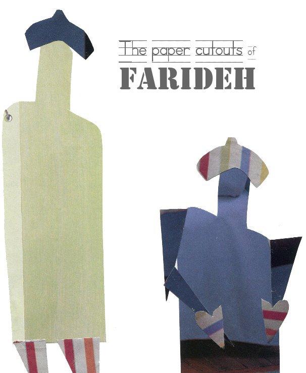 View The paper cutouts of Farideh by treegraffiti