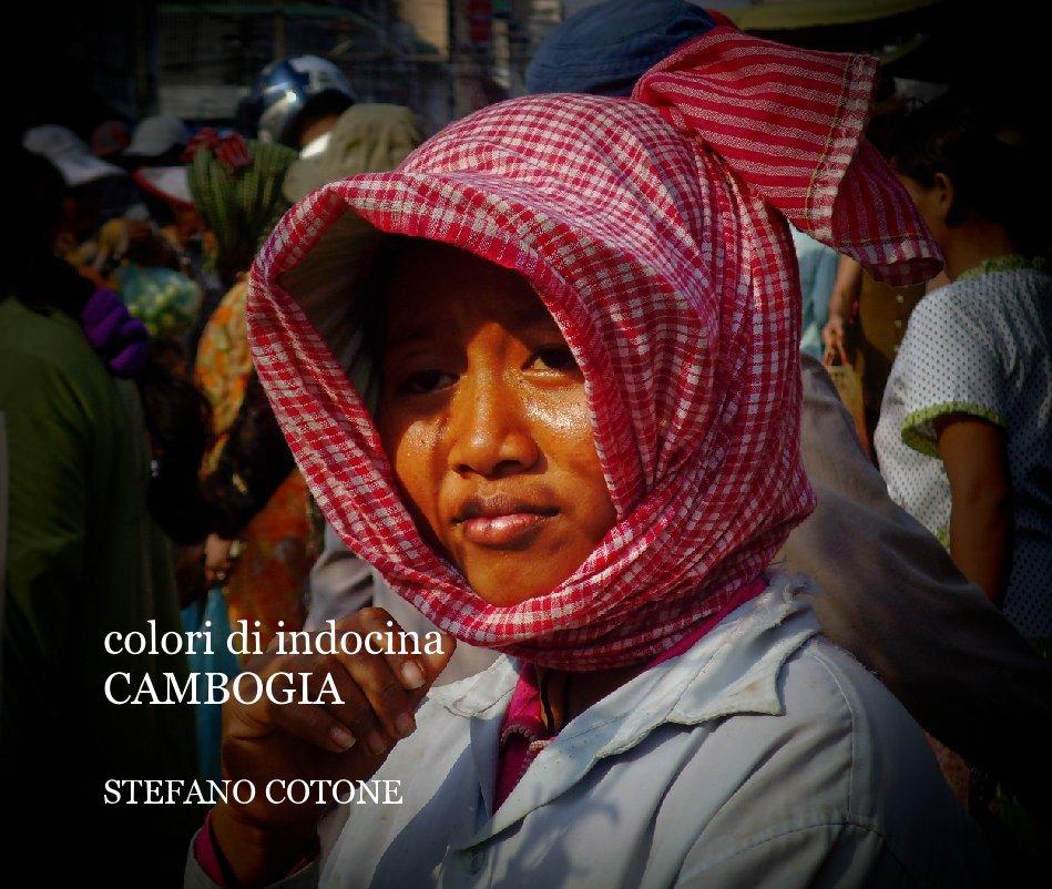 Bekijk colori di indocina CAMBOGIA op STEFANO COTONE
