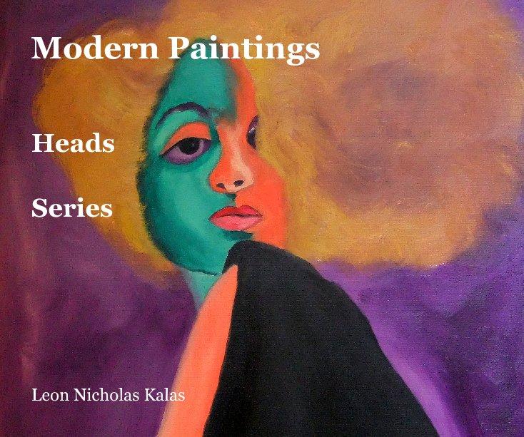 View Modern Paintings by Leon Nicholas Kalas