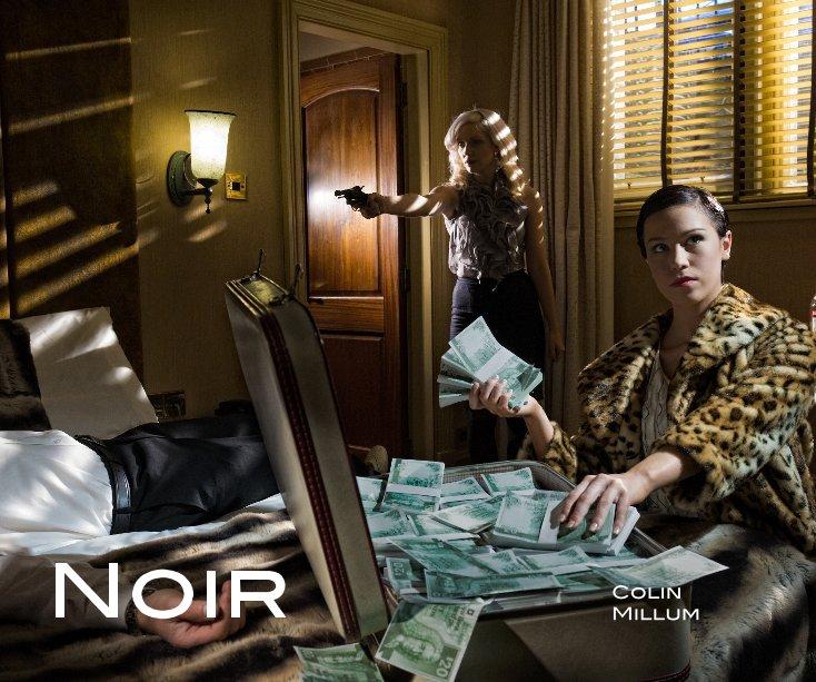"""View Noir  (10"""" x 8"""") by Colin Millum"""