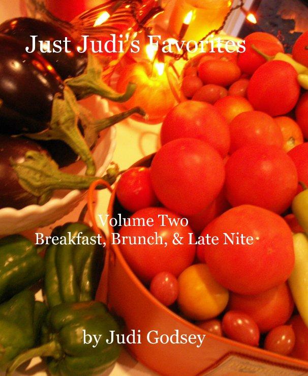 View Just Judi's Favorites Volume Two by Judi Godsey   (judiwithani.com)