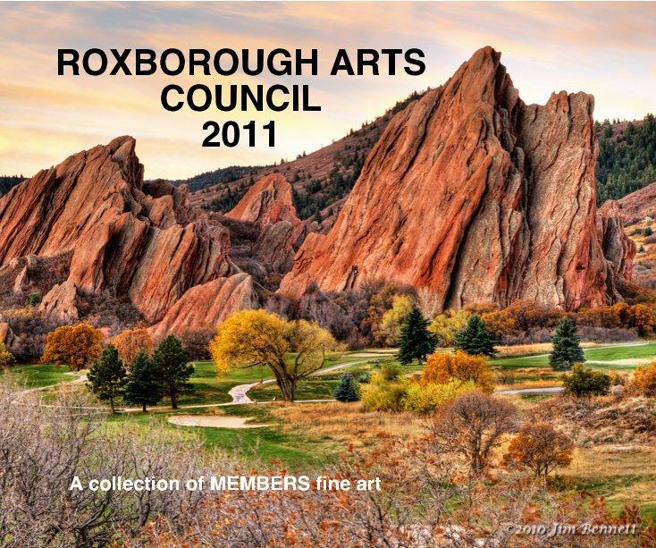 View ROXBOROUGH ARTS COUNCIL 2011 by Paul Stafford