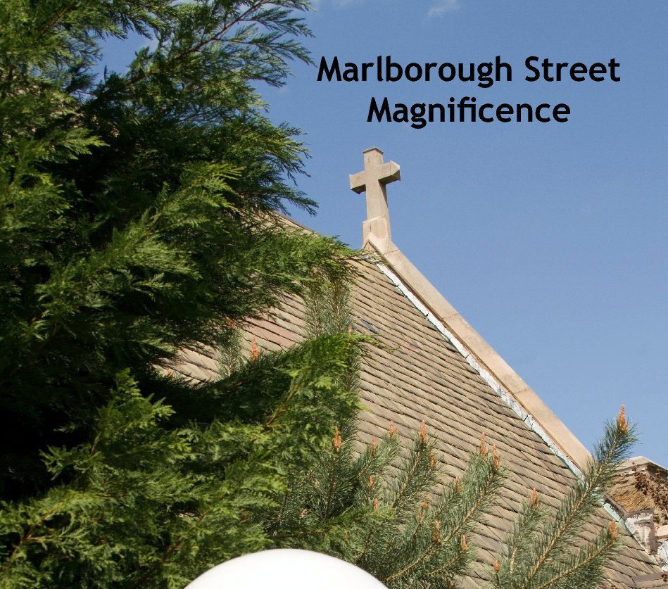 View Marlborough Street Magnificence by James Pecora