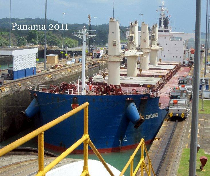View Panama 2011 by Marianne K Chronley