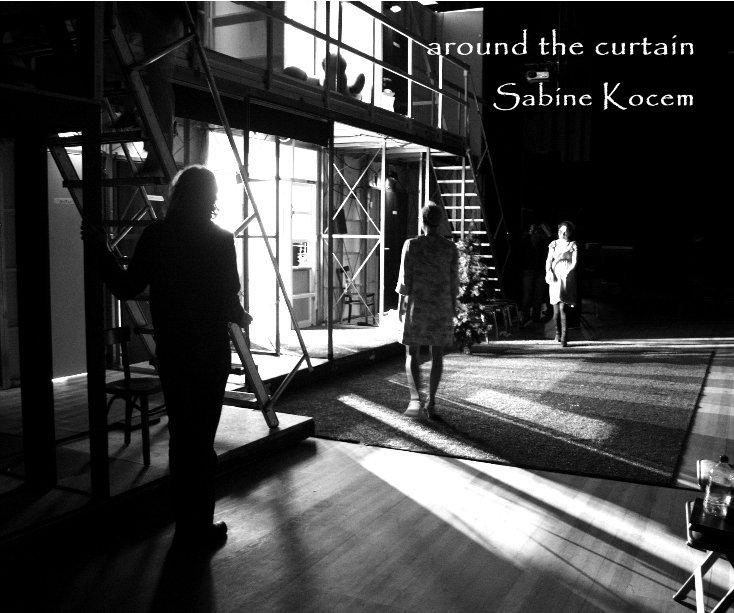 around the curtain nach Sabine Kocem anzeigen