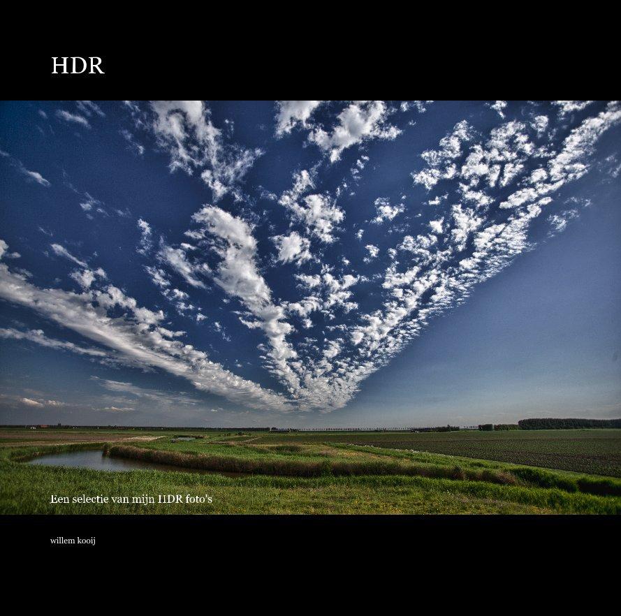 Bekijk HDR op willem kooij