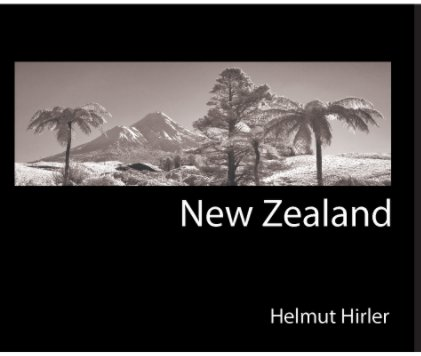 New Zealand - Fine Art Photography photo book