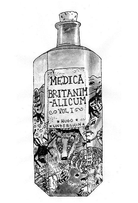 View Medica Britanimalicum by 'Professor' Hugo Undershin