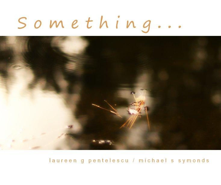 View S o m e t h i n g . . . by laureen g pentelescu / michael s symonds