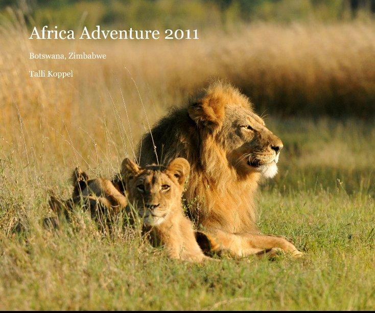Ver Africa Adventure 2011 por Talli Koppel