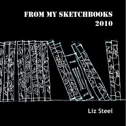 View From my sketchbooks 2010 by Liz Steel