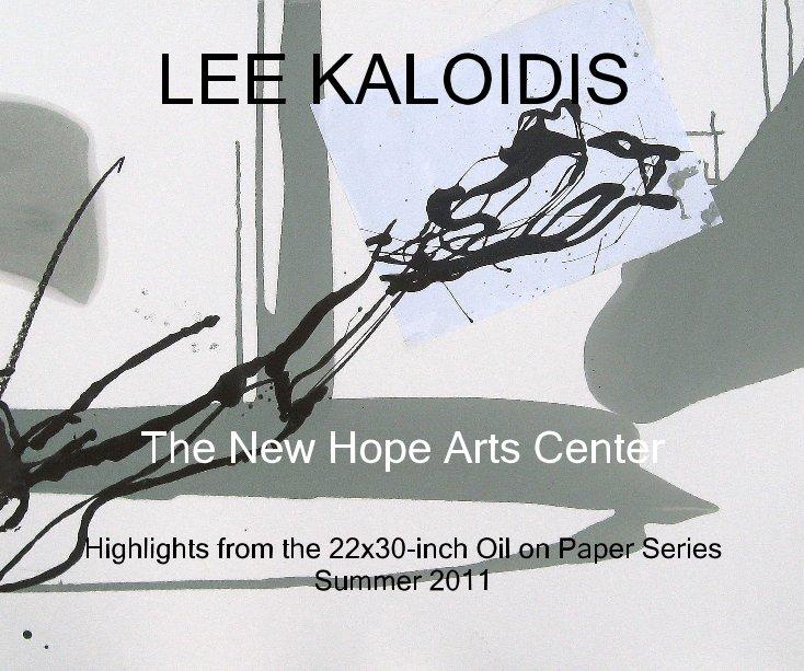 View LEE KALOIDIS by Lee Kaloidis