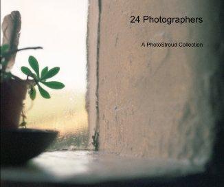 24 Photographers - photo book