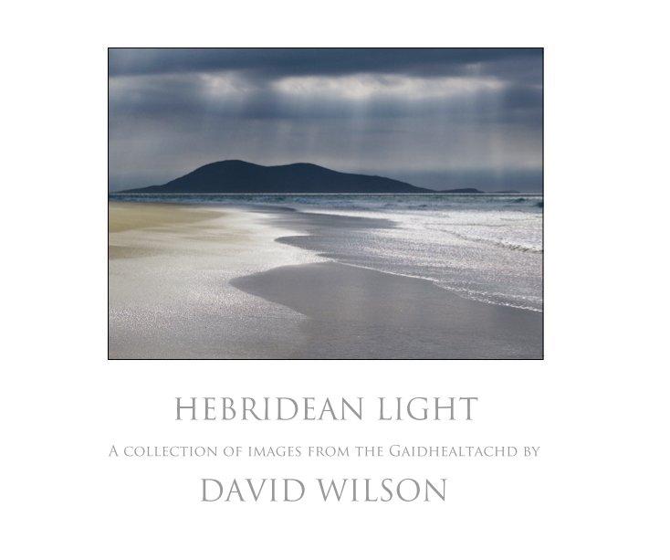 View HEBRIDEAN LIGHT by DAVID WILSON