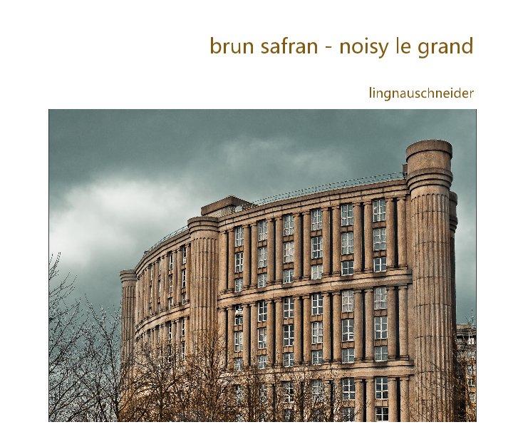 View brun safran - noisy le grand by lingnauschneider