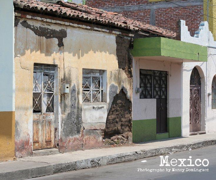 View Mexico by Nancy Kay Dominguez