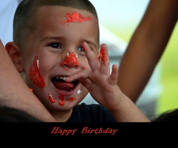 View Happy Birthday (Yanelis) by Mariela F