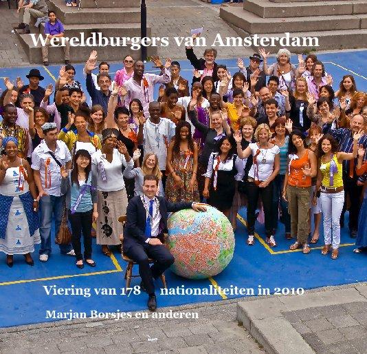 Bekijk Wereldburgers van Amsterdam op Marjan Borsjes en anderen