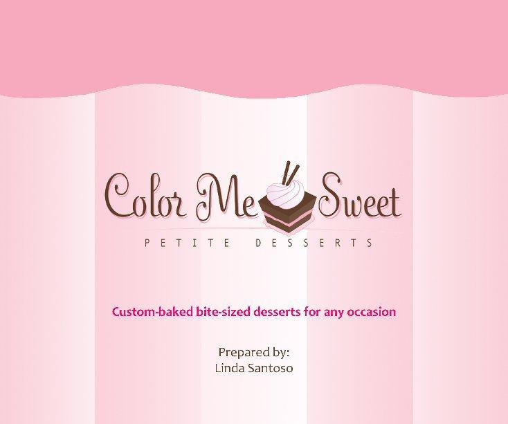 Ver Petite Dessert Book 2011 por Linda Santoso