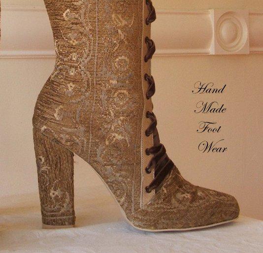 View Hand Made Foot Wear by Darren Bischoff