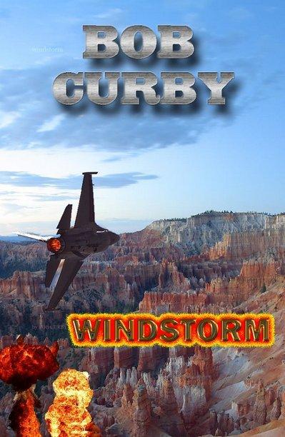 Windstorm By Bob Curby Blurb Books Uk