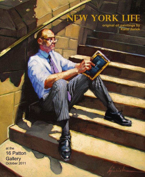 View New York Life  paintings by Karin Jurick by Karin Jurick
