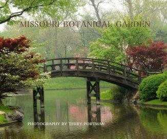 MISSOURI BOTANICAL GARDEN - Arts & Photography Books photo book