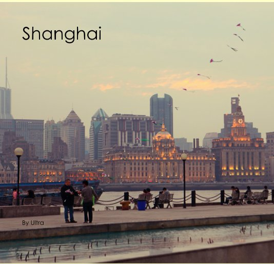 View Shanghai by ultra