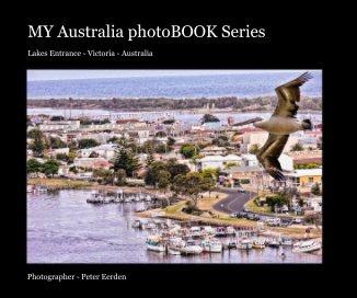 MY Australia photoBOOK Series - photo book