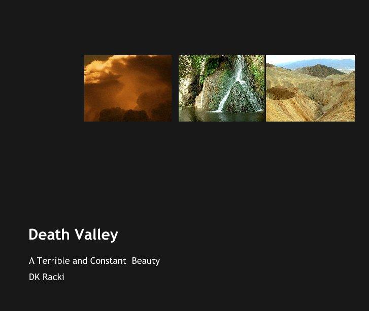View Death Valley by DK Racki