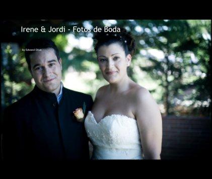 Irene & Jordi - Fotos de Boda - Wedding photo book