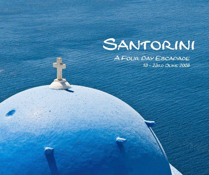 View Santorini by Marios Forsos