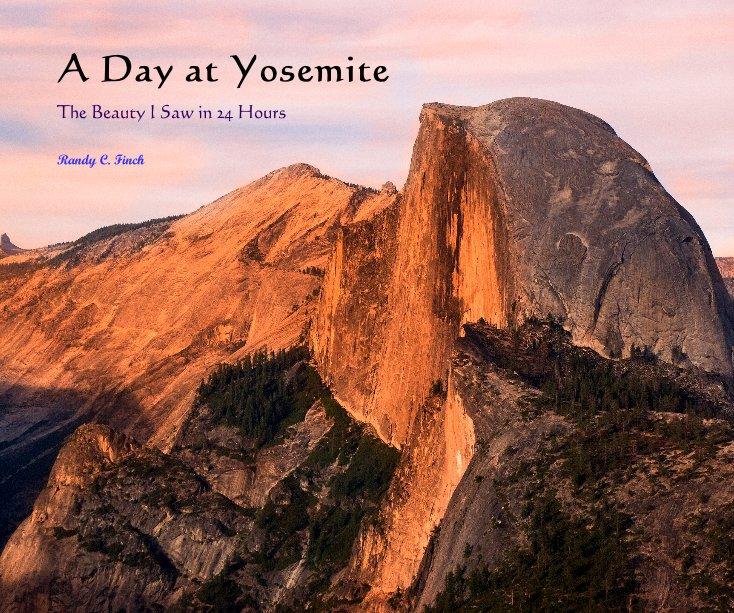 A Day at Yosemite