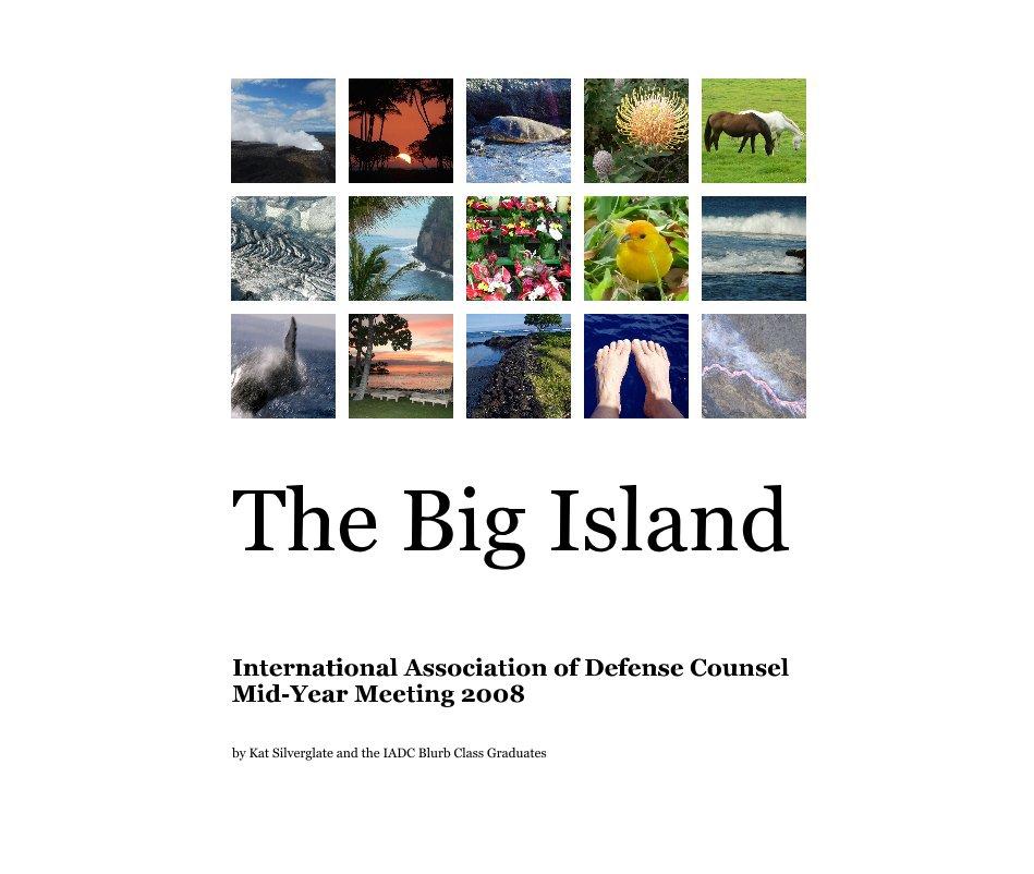 View The Big Island by Kat Silverglate and the IADC Blurb Class Graduates