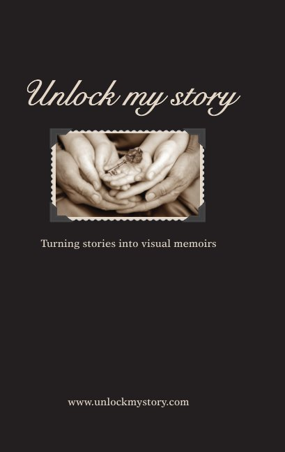View Unlock My Story Journal (Hardcover) by Unlock My Story