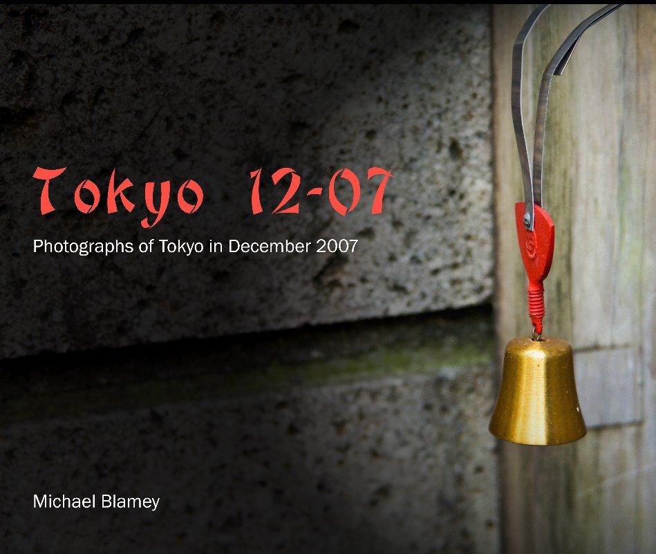 View Tokyo 12-07 by Michael Blamey