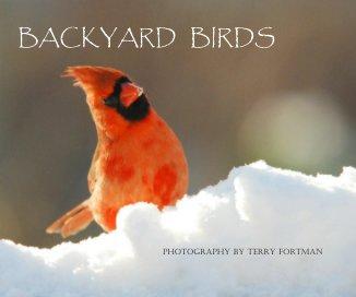 BACKYARD BIRDS - Arts & Photography Books photo book