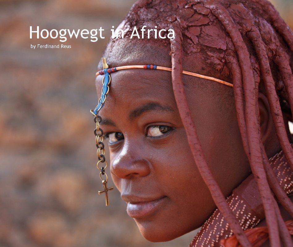View Hoogwegt in Africa by Ferdinand Reus