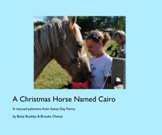 A Christmas Horse Named Cairo - Nonprofits & Fundraising photo book