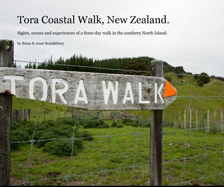 View Tora Coastal Walk, New Zealand. by Brian & Anne Scantlebury