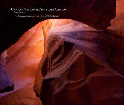Canyon X & Antelope Canyon - Arts & Photography Books photo book