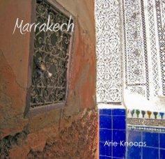 Marrakech - Fine Art Photography photo book