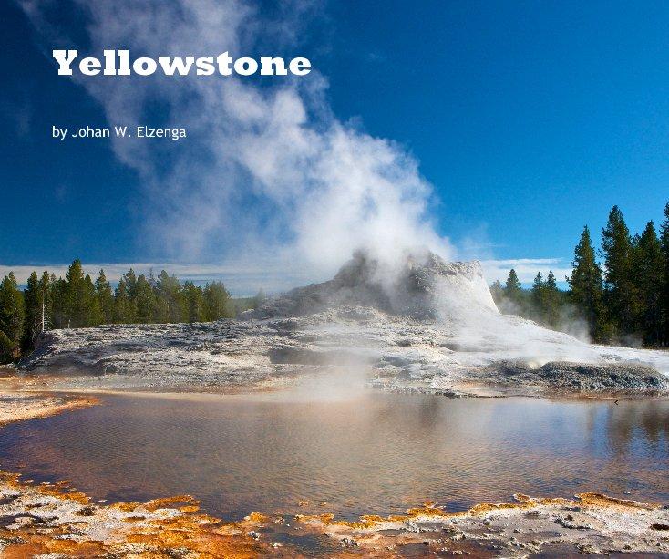 View Yellowstone by Johan W. Elzenga