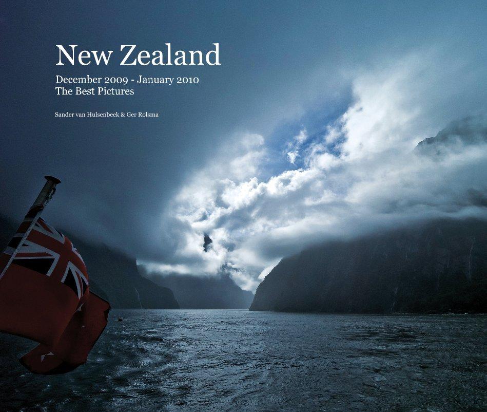 Bekijk New Zealand op Sander van Hulsenbeek & Ger Rolsma