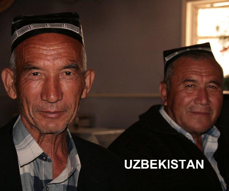 View UZBEKISTAN by David PIN