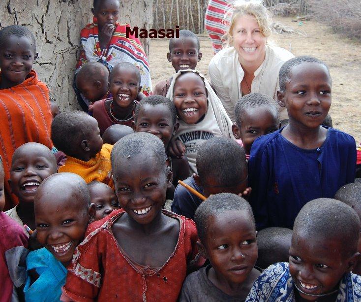 View Maasai by Daisy Carlson