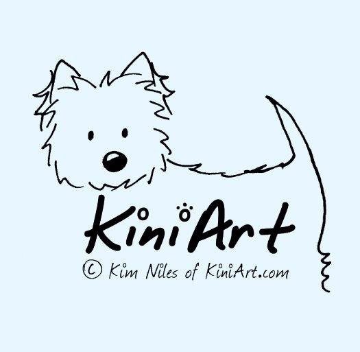 View 2011 KiniArt Westies by Kim Niles