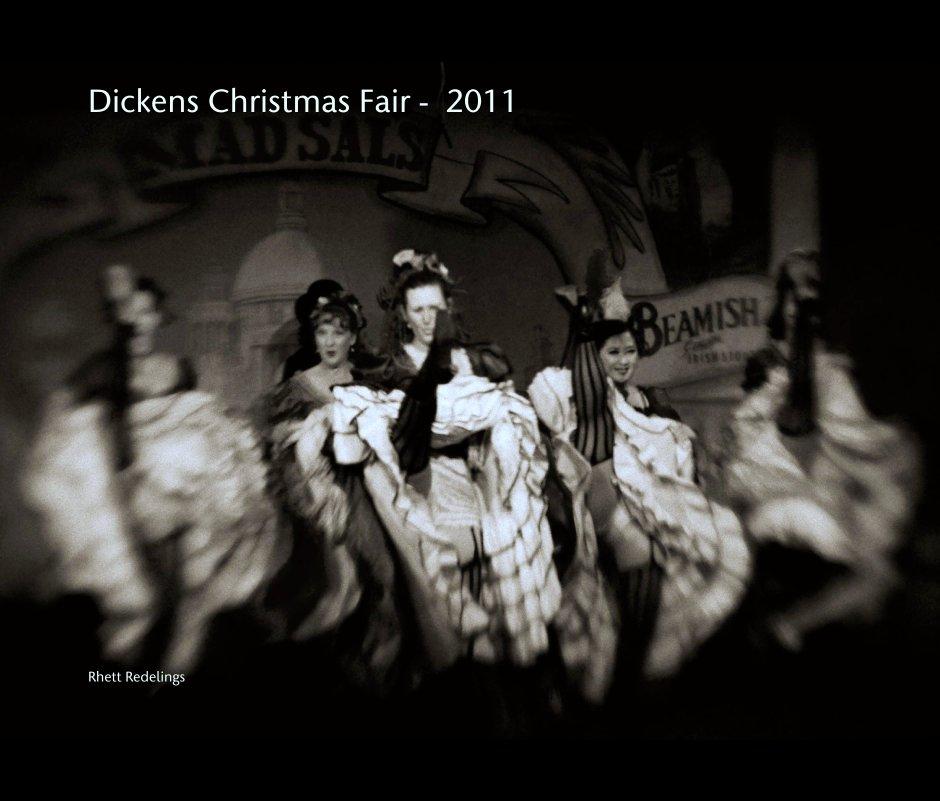 Dickens Christmas Fair -  2011