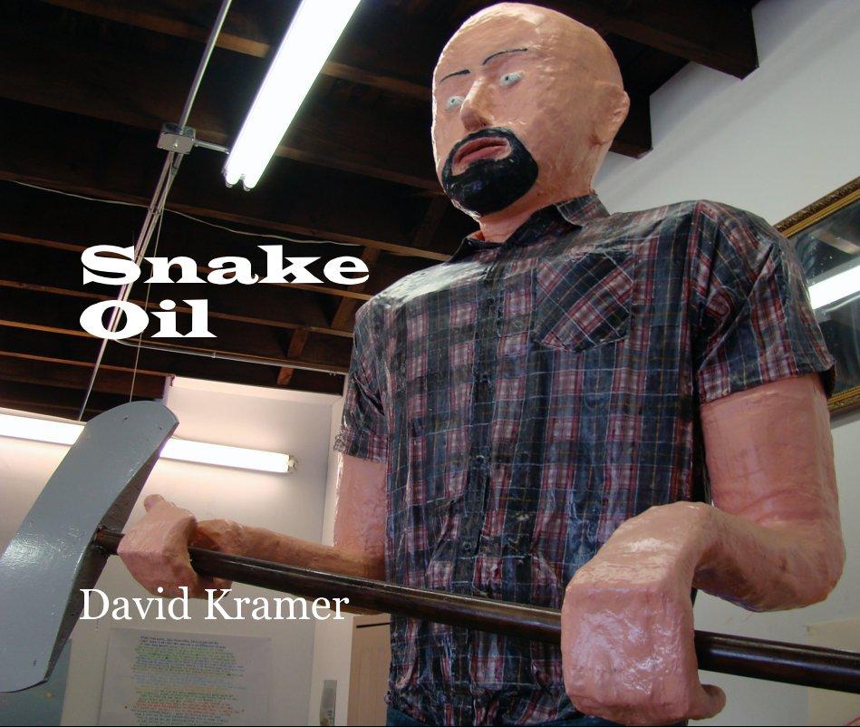 View Snake Oil by David Kramer